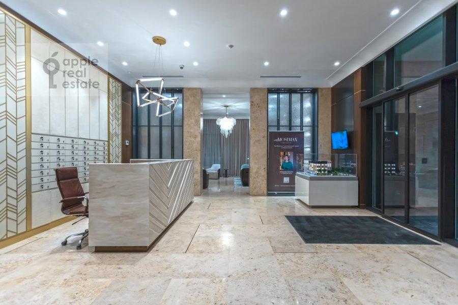 Photo of the house of the 2-room apartment at Bol'shaya Andron'evskaya ulitsa 7
