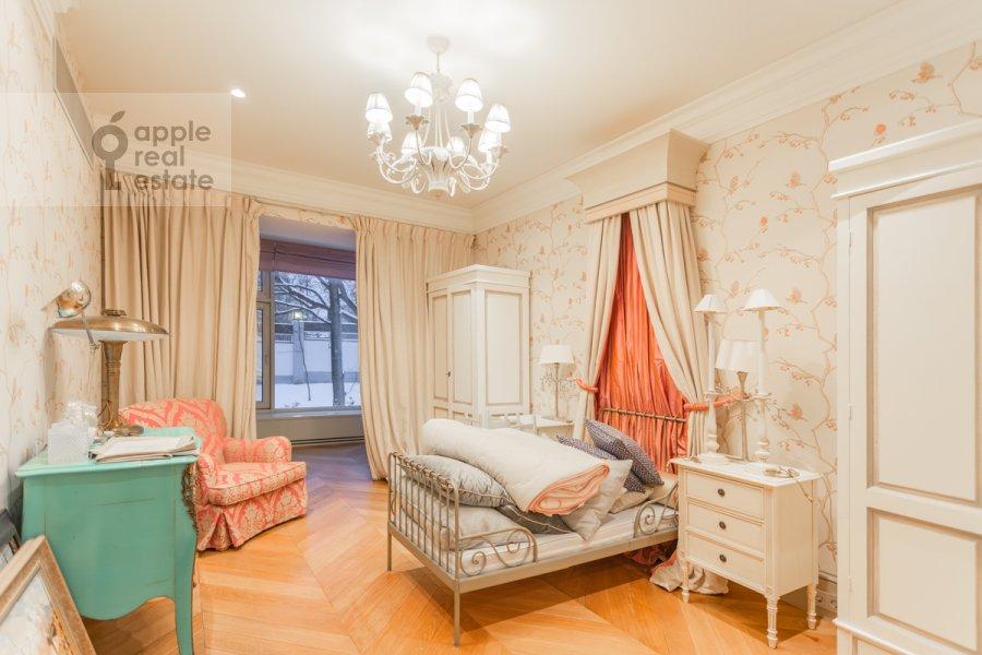 Детская комната / Кабинет в 6-комнатной квартире по адресу Таманская улица 7к3