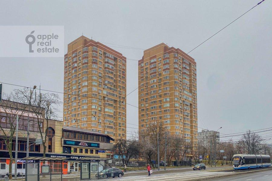 Фото дома 3-комнатной квартиры по адресу Чертановская улица 38к2