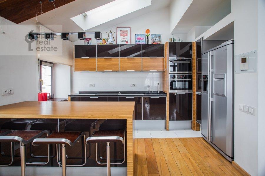 Kitchen of the 4-room apartment at Bryusov pereulok 2/14S3