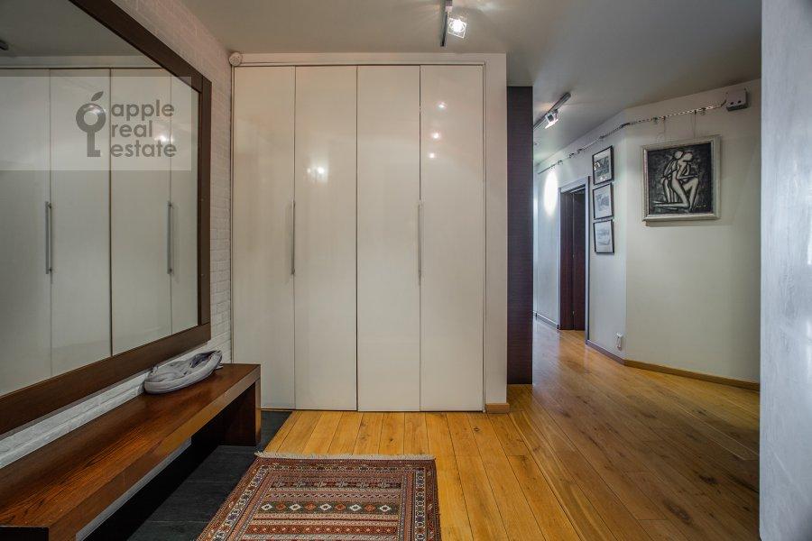 Corridor of the 4-room apartment at Bryusov pereulok 2/14S3