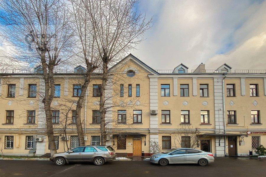 Фото дома 6-комнатной квартиры по адресу Большая Ордынка , 31/12С1