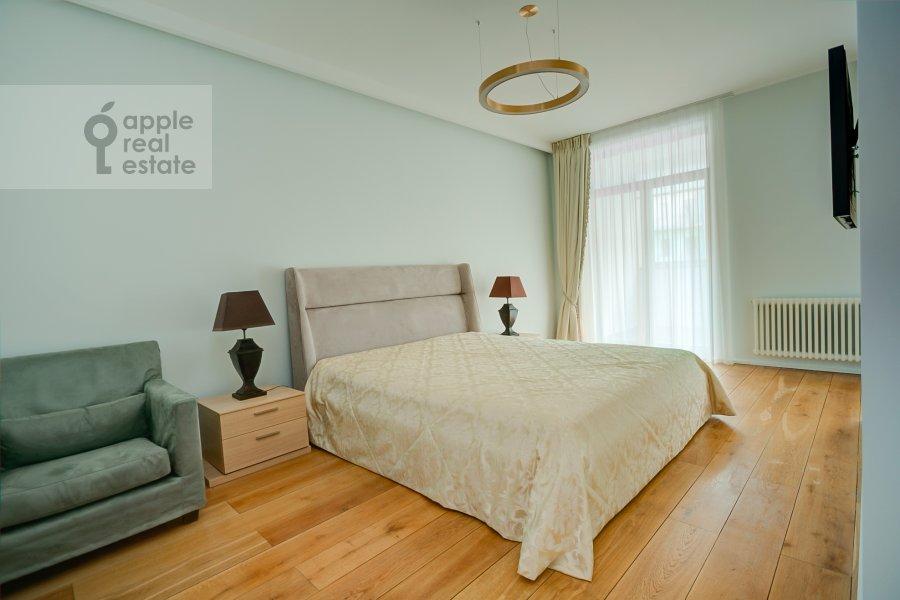 Спальня в 2-комнатной квартире по адресу Филипповский переулок 13c2