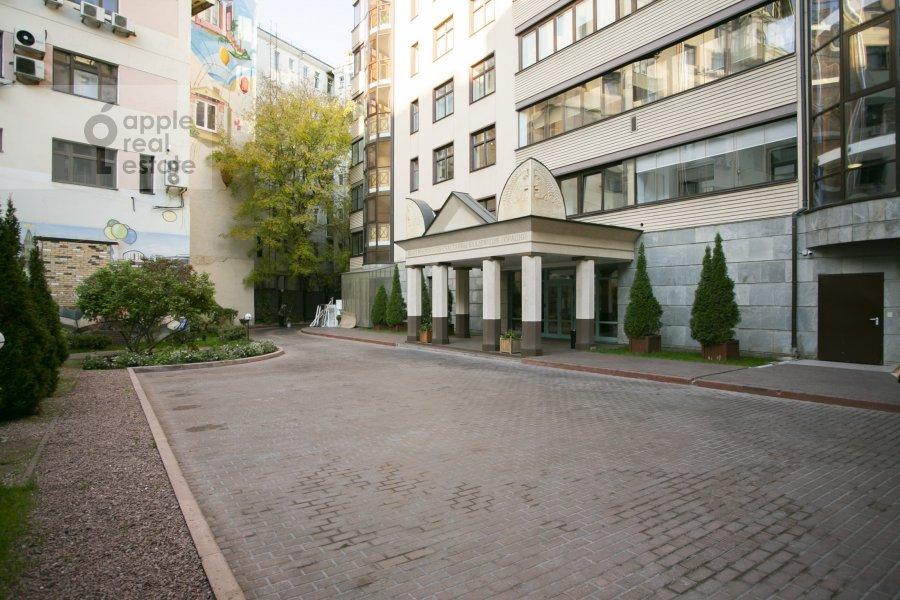 Фото дома 2-комнатной квартиры по адресу Филипповский переулок 13c2