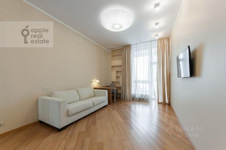 Children's room / Cabinet of the 3-room apartment at Usacheva ulitsa 2s 3