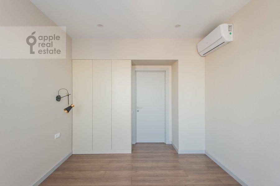 Children's room / Cabinet of the 3-room apartment at Leninskiy prospekt 95B