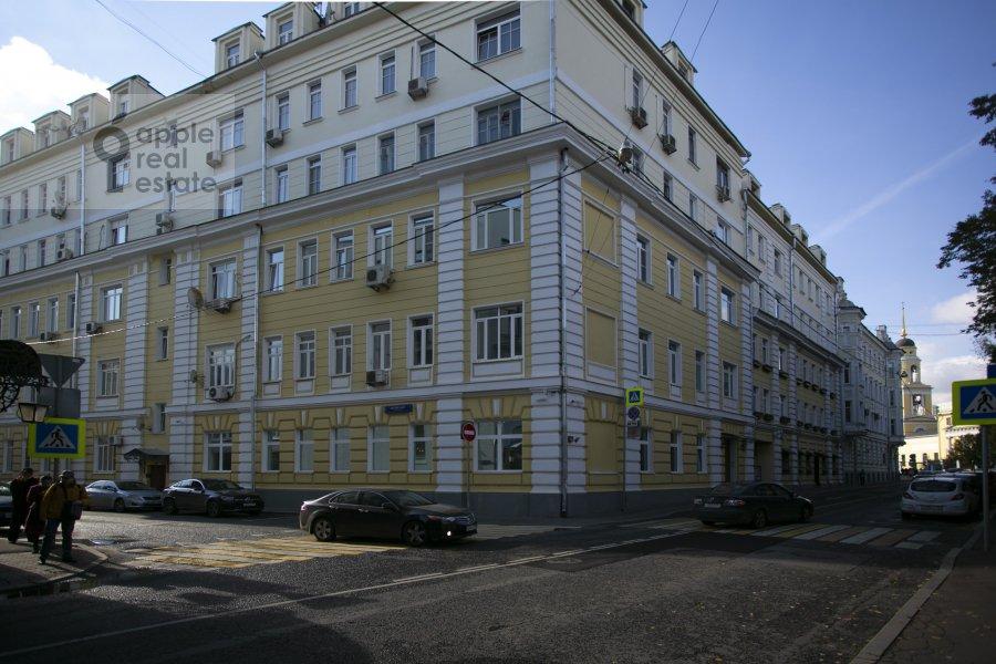 Фото дома 2-комнатной квартиры по адресу Мерзляковский переулок 13