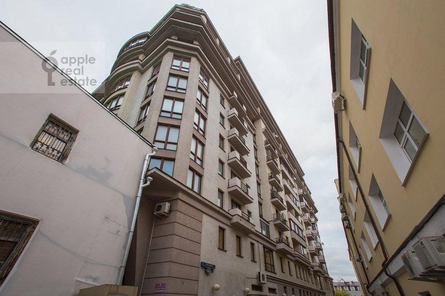 Фото дома 4-комнатной квартиры по адресу Страстной бульвар 10к1