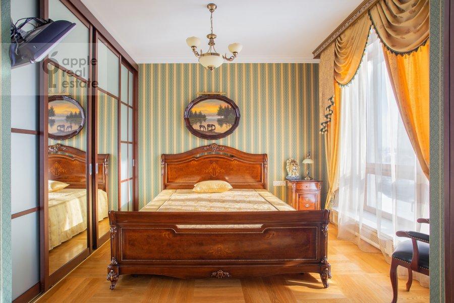 Спальня в 4-комнатной квартире по адресу Страстной бульвар 10к1