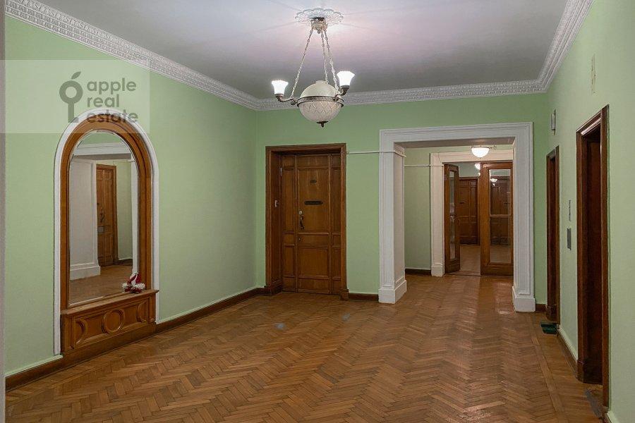 Photo of the house of the 2-room apartment at Kudrinskaya ploshiad' 1