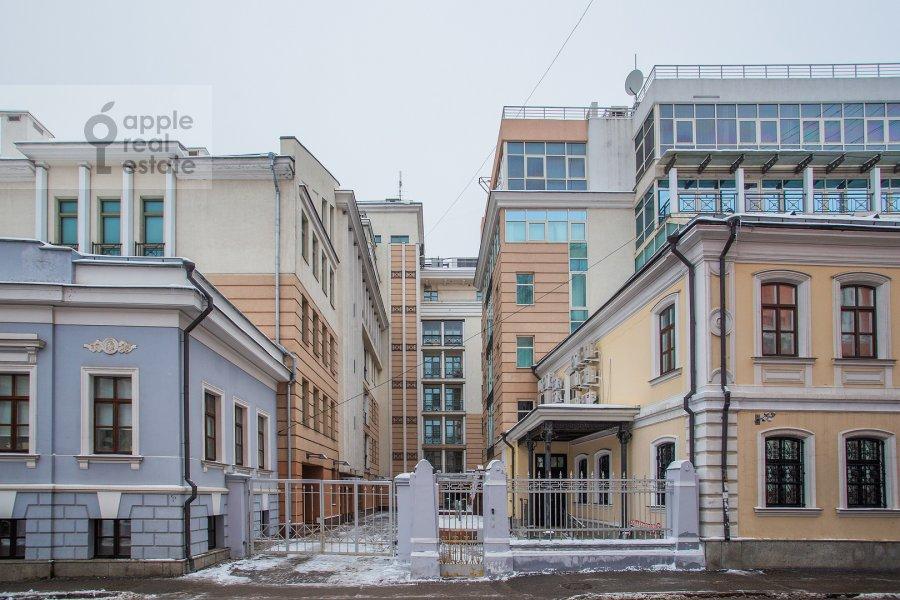 Фото дома 3-комнатной квартиры по адресу Лялин переулок 19к1