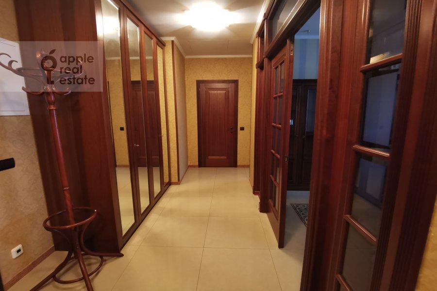 Коридор в 2-комнатной квартире по адресу Руновский переулок 10С1