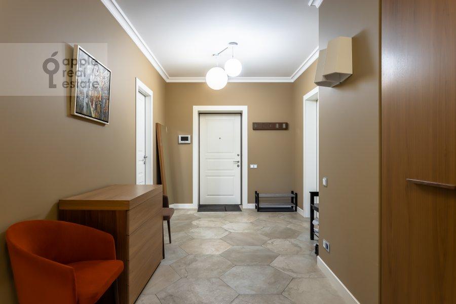 Corridor of the 4-room apartment at Beregovaya ulitsa 4K1