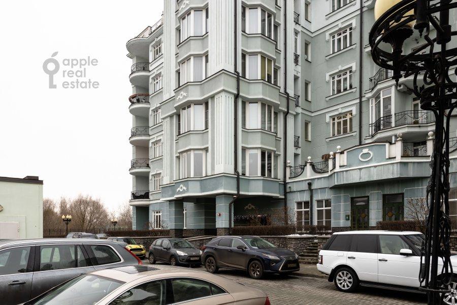Photo of the house of the 4-room apartment at Beregovaya ulitsa 4K1