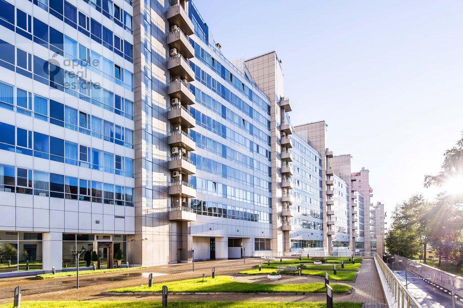 Фото дома 4-комнатной квартиры по адресу Ленинградское шоссе 37к1