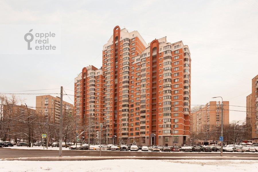 Фото дома 5-комнатной квартиры по адресу Рублевское шоссе 11к2