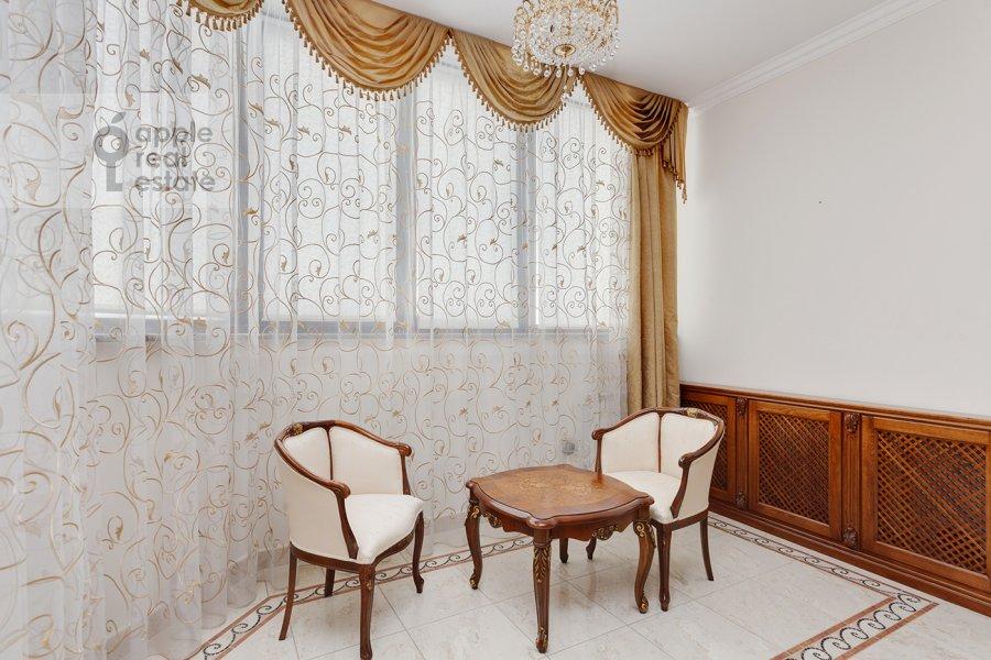 Балкон / Терраса / Лоджия в 5-комнатной квартире по адресу Рублевское шоссе 11к2