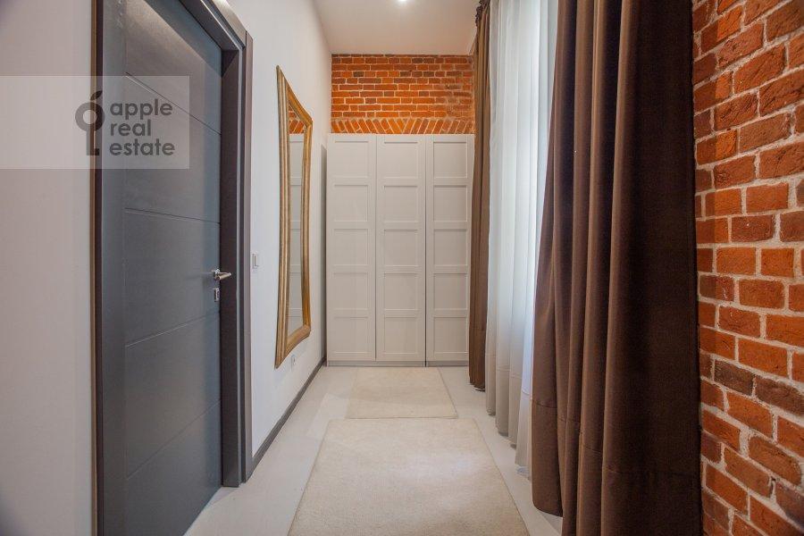 Corridor of the 2-room apartment at Myasnitskaya ulitsa 24/7s3