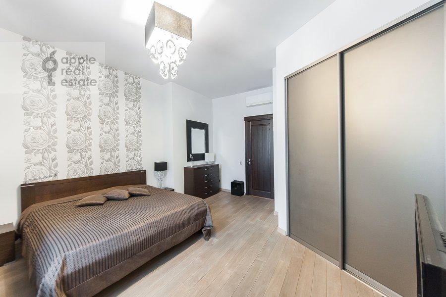 Спальня в 4-комнатной квартире по адресу Крылатские Холмы 33к1