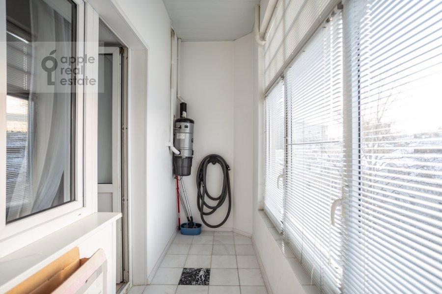 Балкон / Терраса / Лоджия в 4-комнатной квартире по адресу Большой Сергиевский переулок 5