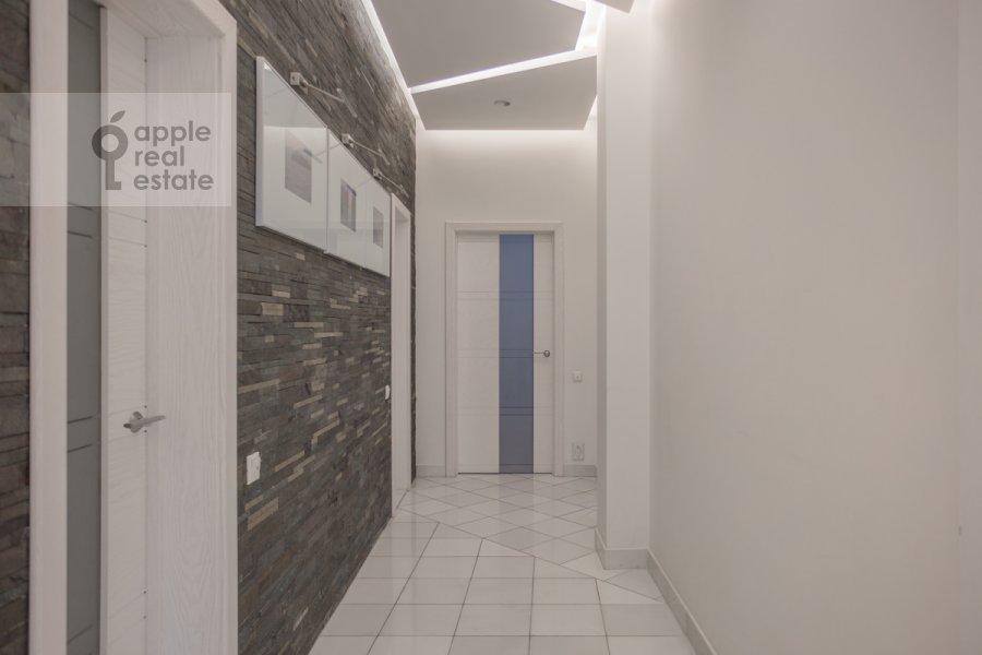 Коридор в 4-комнатной квартире по адресу Большой Сергиевский переулок 5