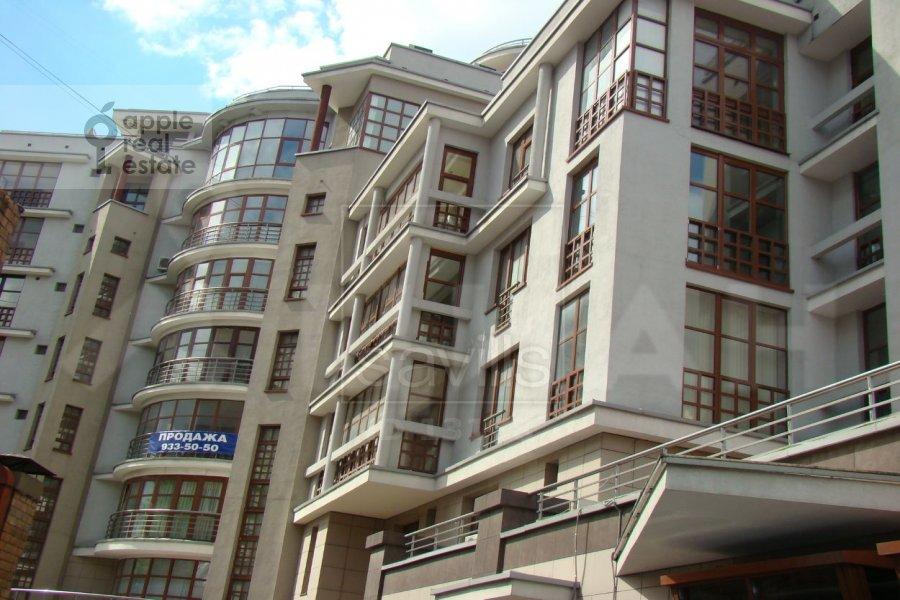 Photo of the house of the 3-room apartment at Bol'shaya Yakimanka 50
