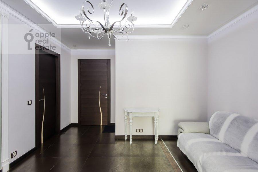 Corridor of the 3-room apartment at Bol'shaya Yakimanka 50