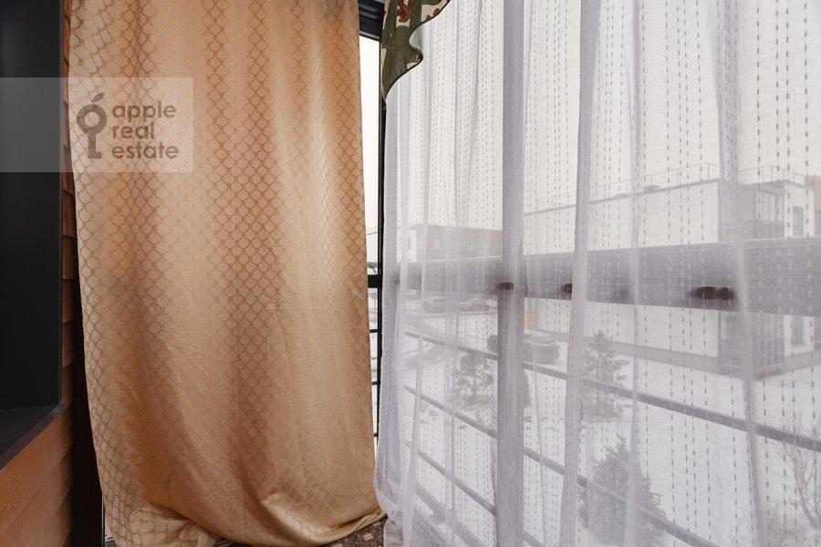 Балкон / Терраса / Лоджия в 3-комнатной квартире по адресу Конюхова 9