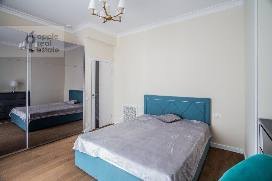 Спальня в 2-комнатной квартире по адресу Ленинградский пр-кт 36с37