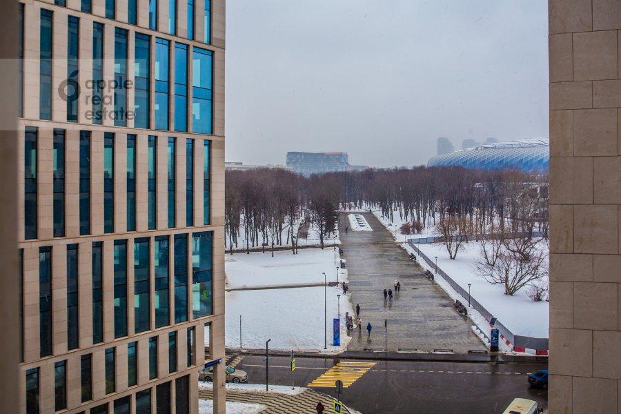 Вид из окна в 2-комнатной квартире по адресу Ленинградский пр-кт 36с37