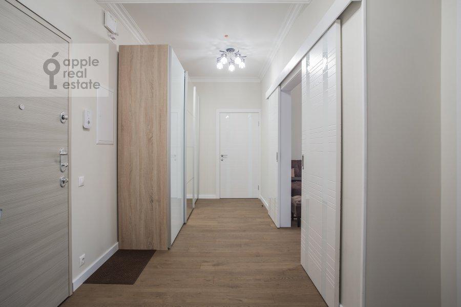 Corridor of the 2-room apartment at Leningradskiy pr-kt 36s38