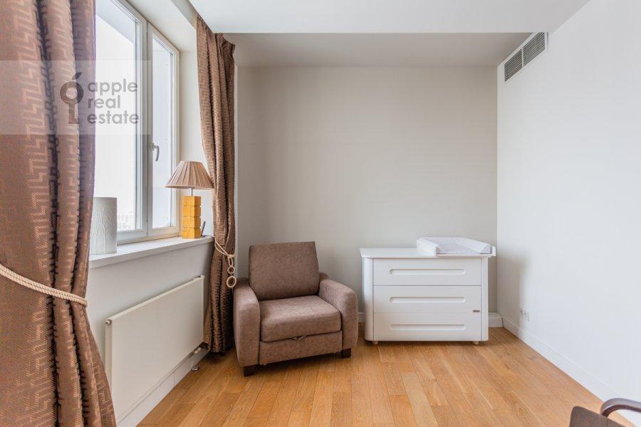 Детская комната / Кабинет в 4-комнатной квартире по адресу Ярцевская улица 32