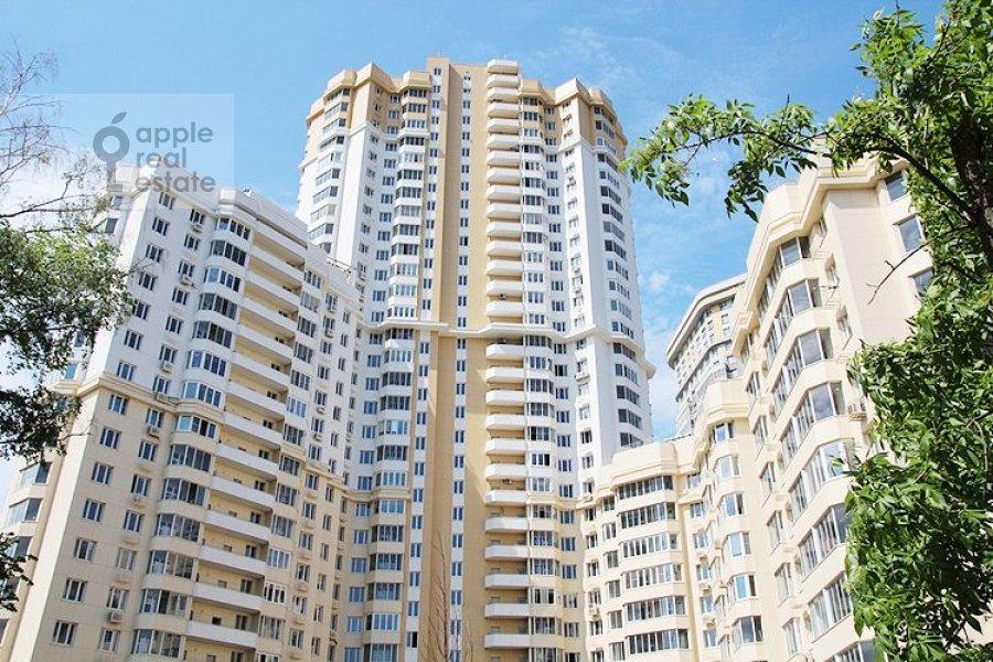 Фото дома 4-комнатной квартиры по адресу Ярцевская улица 32