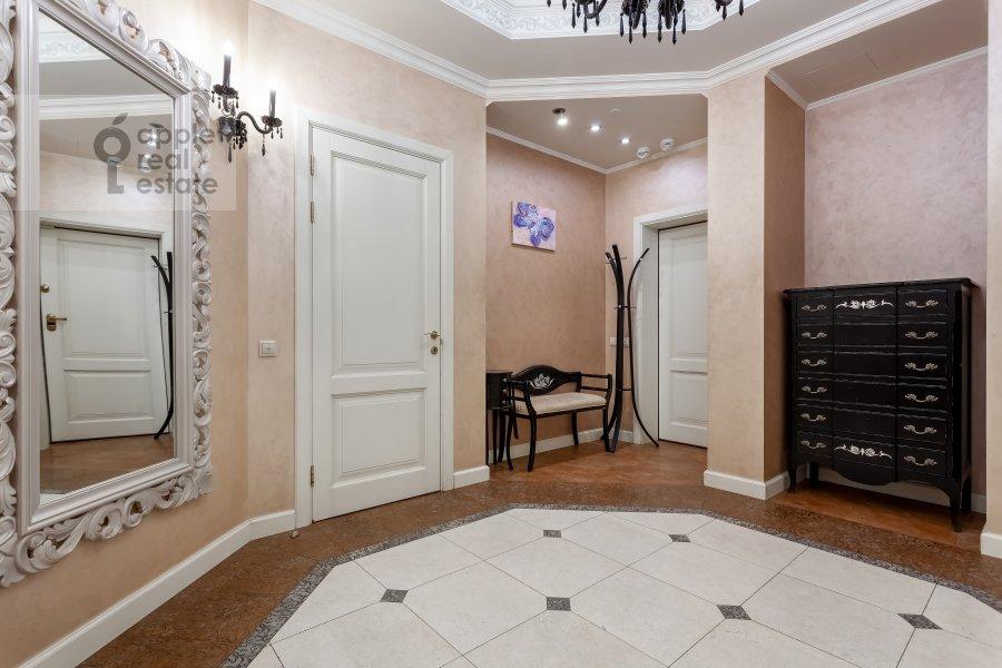 Corridor of the 4-room apartment at Chapaevskiy pereulok 3