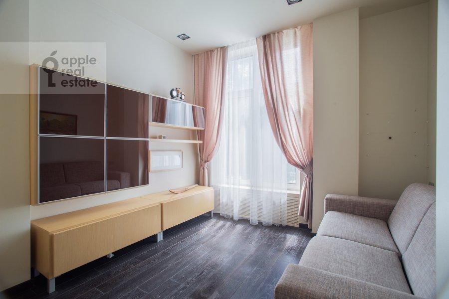 Детская комната / Кабинет в 6-комнатной квартире по адресу Островной проезд 6