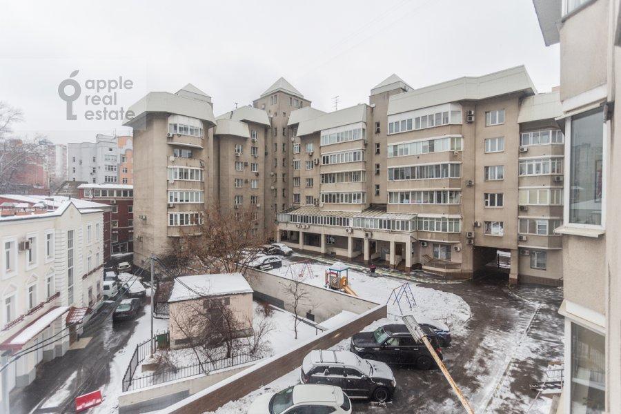 Фото дома 2-комнатной квартиры по адресу Наставнический переулок 6