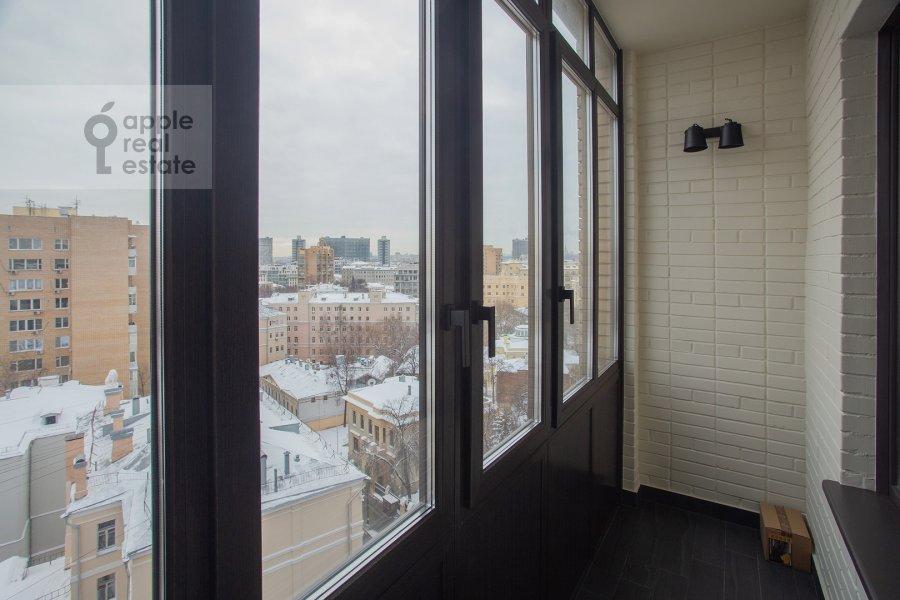 Балкон / Терраса / Лоджия в 4-комнатной квартире по адресу Спиридоновка 18