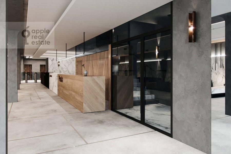 3-room apartment at Novyy Arbat 15