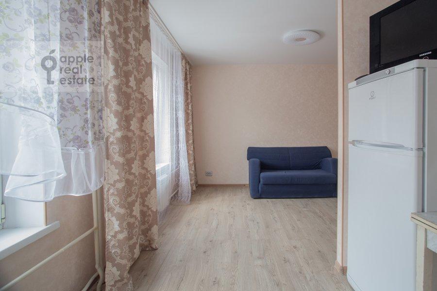 Kitchen of the 2-room apartment at Akademika Pavlova 21k1