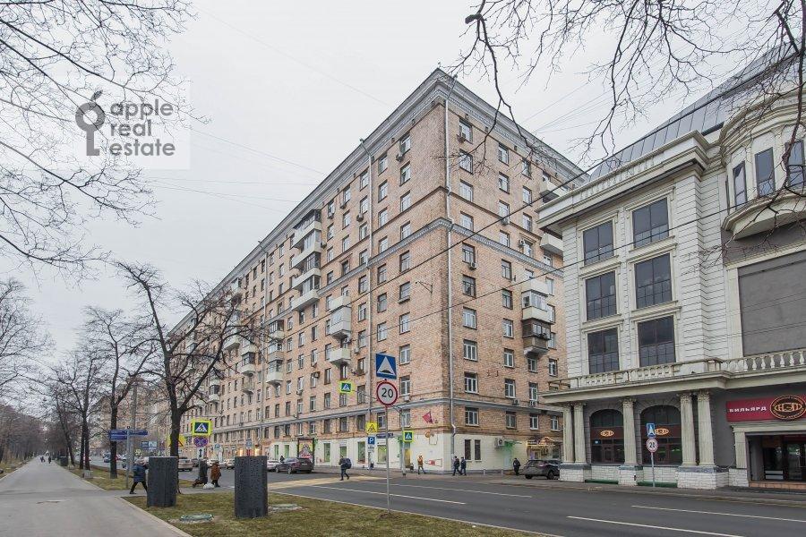 Фото дома 3-комнатной квартиры по адресу Автозаводская ул 5
