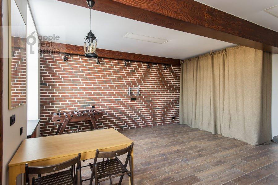 Гостиная в 3-комнатной квартире по адресу Автозаводская ул 5