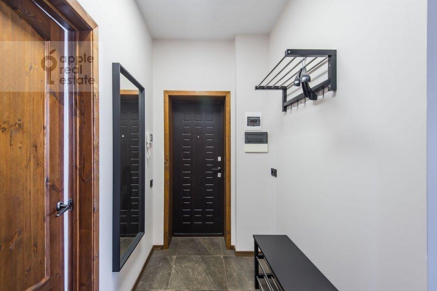 Коридор в 3-комнатной квартире по адресу Автозаводская ул 5