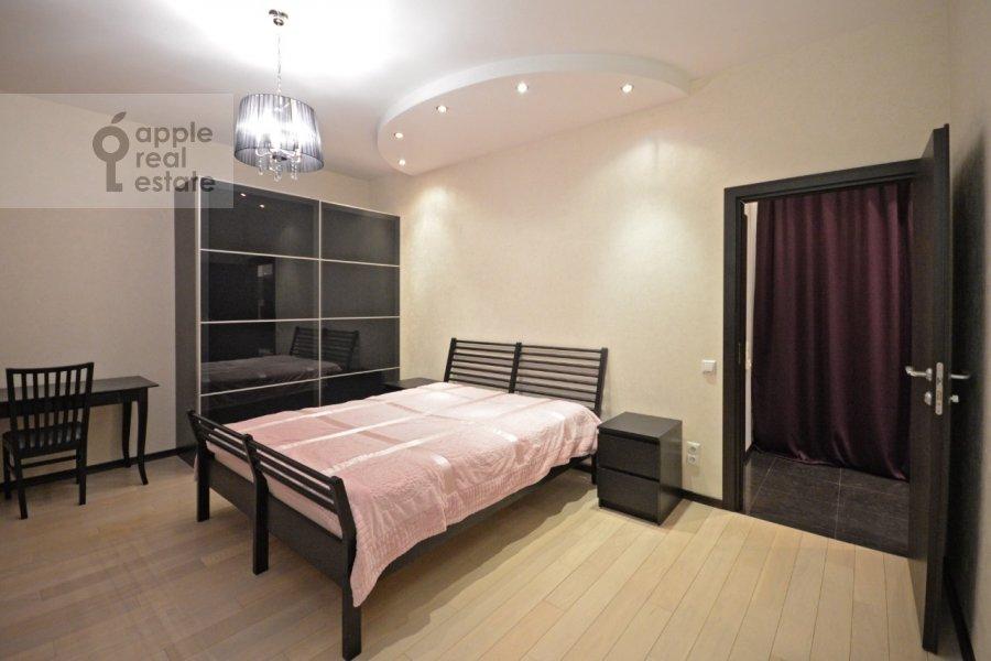 Спальня в 2-комнатной квартире по адресу Ломоносовский проспект 25к2