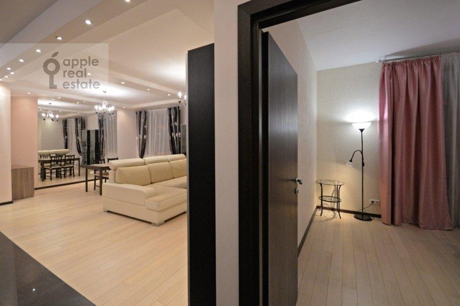 Коридор в 2-комнатной квартире по адресу Ломоносовский проспект 25к2