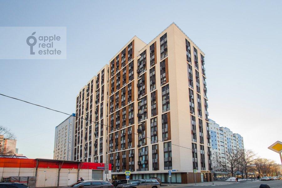 Фото дома 3-комнатной квартиры по адресу Докучаев переулок 2с3