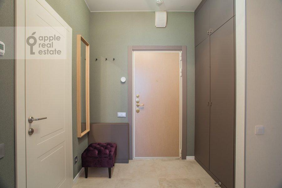 Коридор в 3-комнатной квартире по адресу Докучаев переулок 2с3
