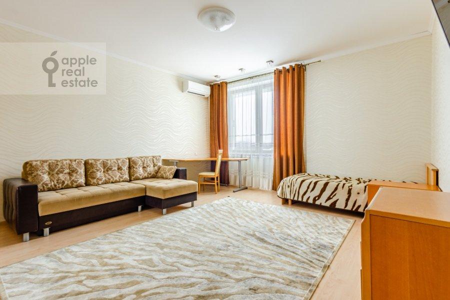 Детская комната / Кабинет в 3-комнатной квартире по адресу Осенняя улица 25К1