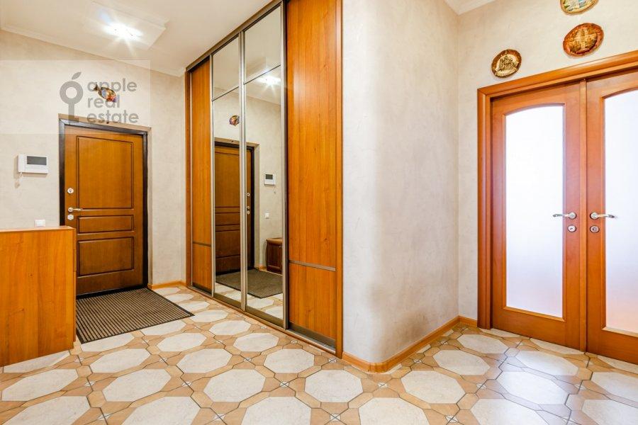Коридор в 3-комнатной квартире по адресу Осенняя улица 25К1