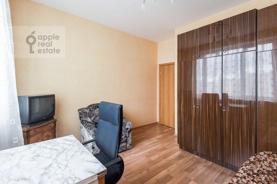 Children's room / Cabinet of the 3-room apartment at 3-ya Filevskaya ulitsa 6k2