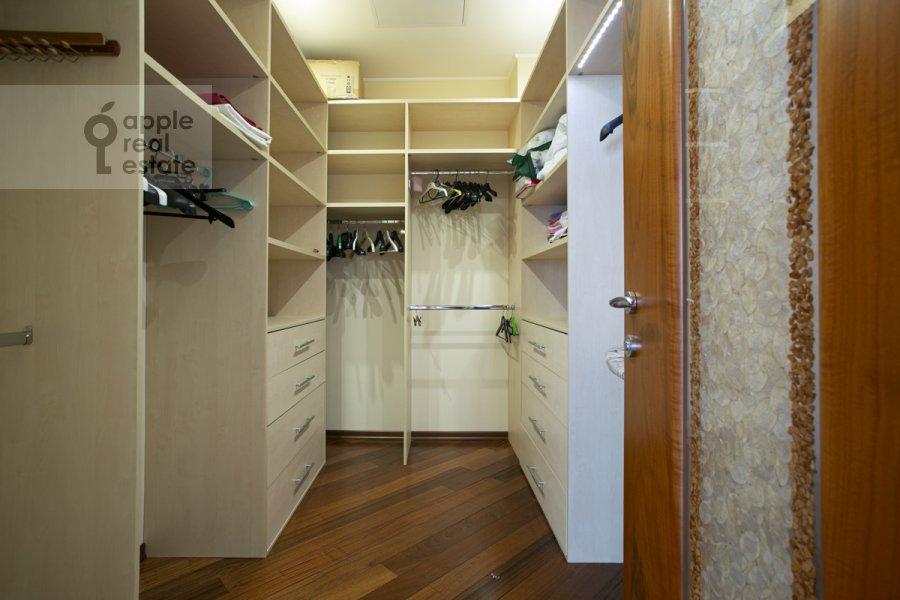 Walk-in closet / Laundry room / Storage room of the 3-room apartment at Marshala Koneva 14